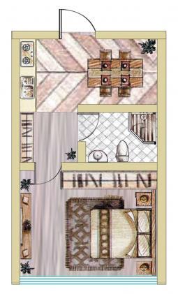 公寓2期B户型